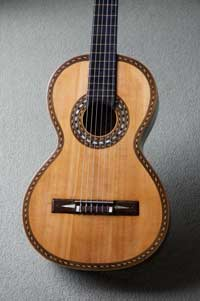 Ibanez Salon guitar 1898-1906